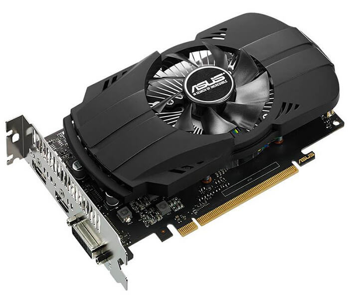 ASUS Phoenix-GTX-1050-Ti-4GB