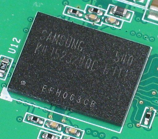 حافظه گرافیکی Samsung GDDR3