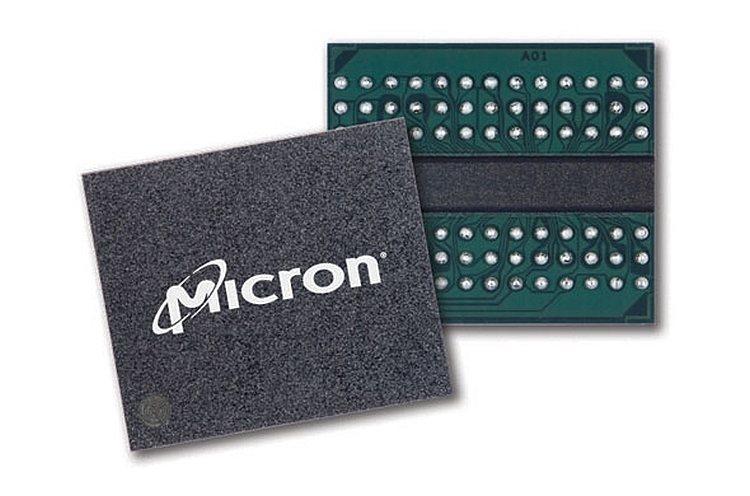حافظه های GDDR5X شرکت Micron
