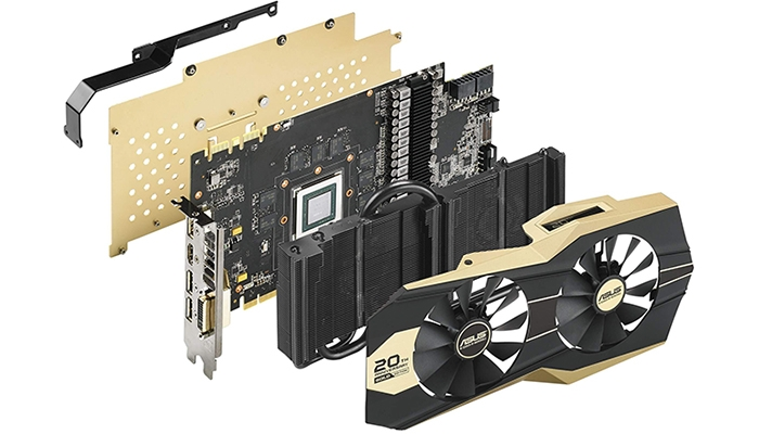 ASUS GTX 980 Gold Edition