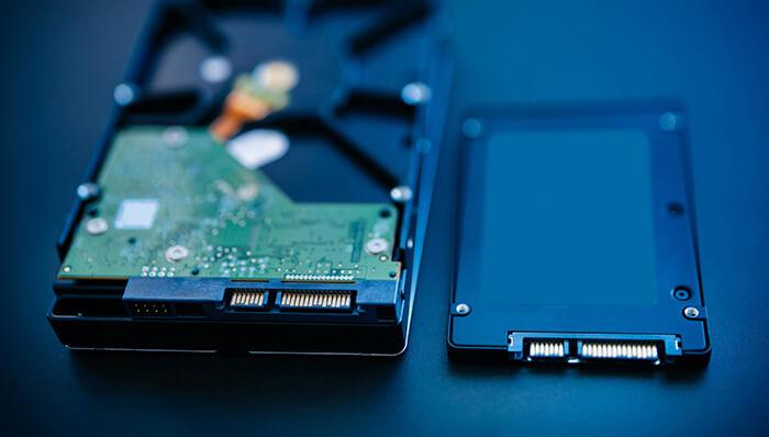 تفاوت SSD و HDD