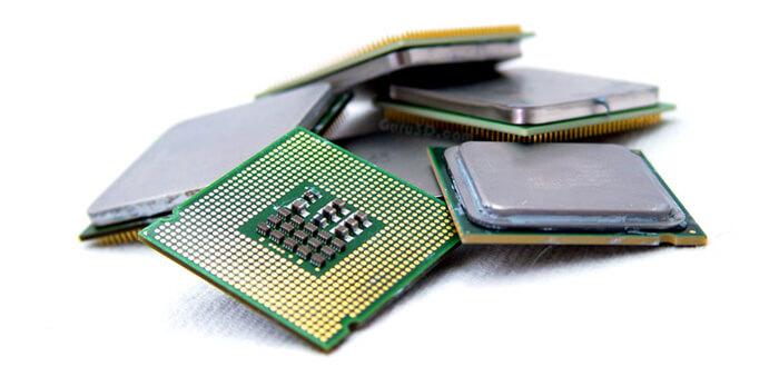 انواع پردازنده