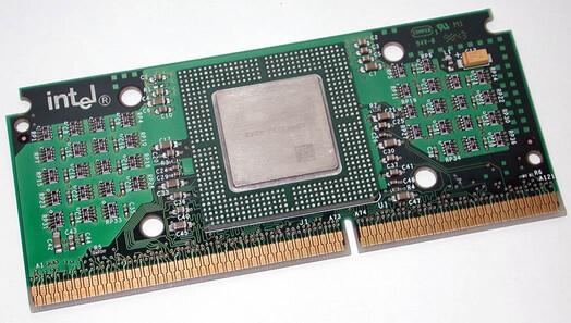 پردازنده اسلاتی اینتل - سلرون