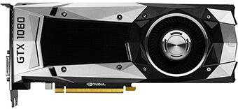 کارت گرافیک Nvidia GeForce GTX 1080