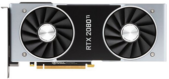 کارت گرافیک Nvidia GeForce RTX 2080 Ti